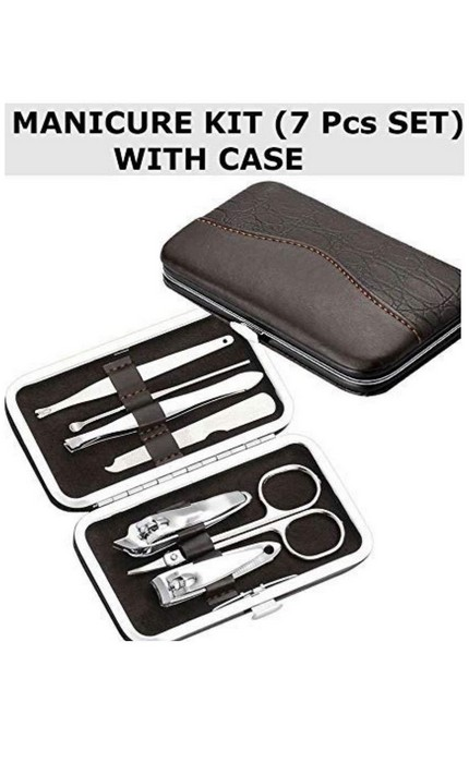 Pedicure & Manicure Tools Kit (7in1)