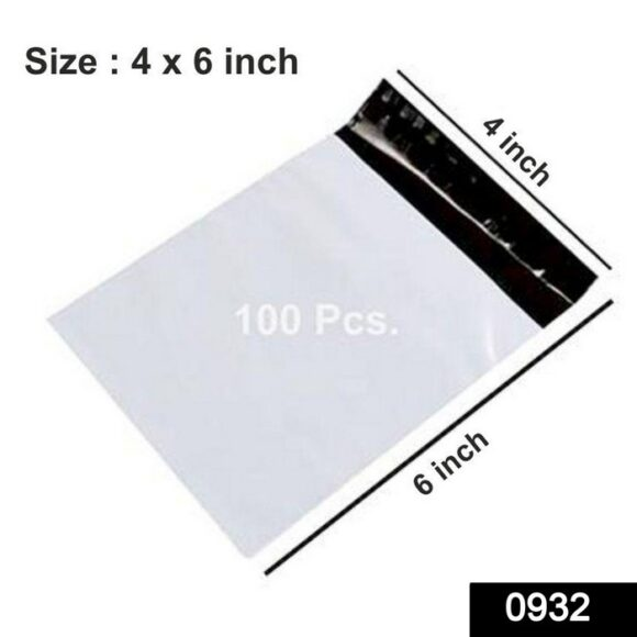 Plain Polybags Pouches for Shipping Packing