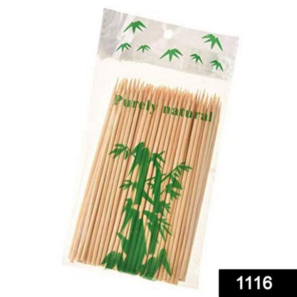 Natural Bamboo Wooden Skewers/BBQ Sticks for Barbeque and Grilling