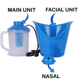 3 in 1 Vaporiser steamer for cough and cold 2