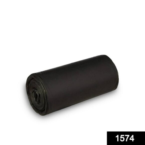 Garbage Bags Small Size Black Colour