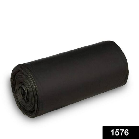 Garbage Bags Large Size Black Colour